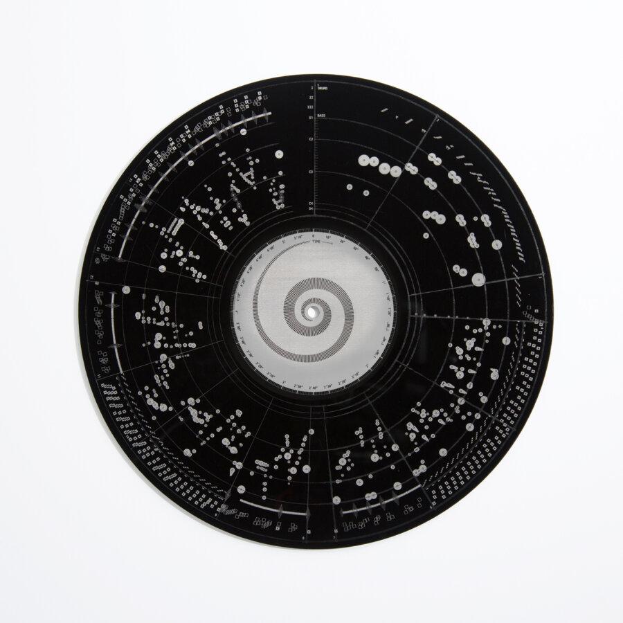 Oddity Viz - 4 Rhythm - Valentina D'Efilippo