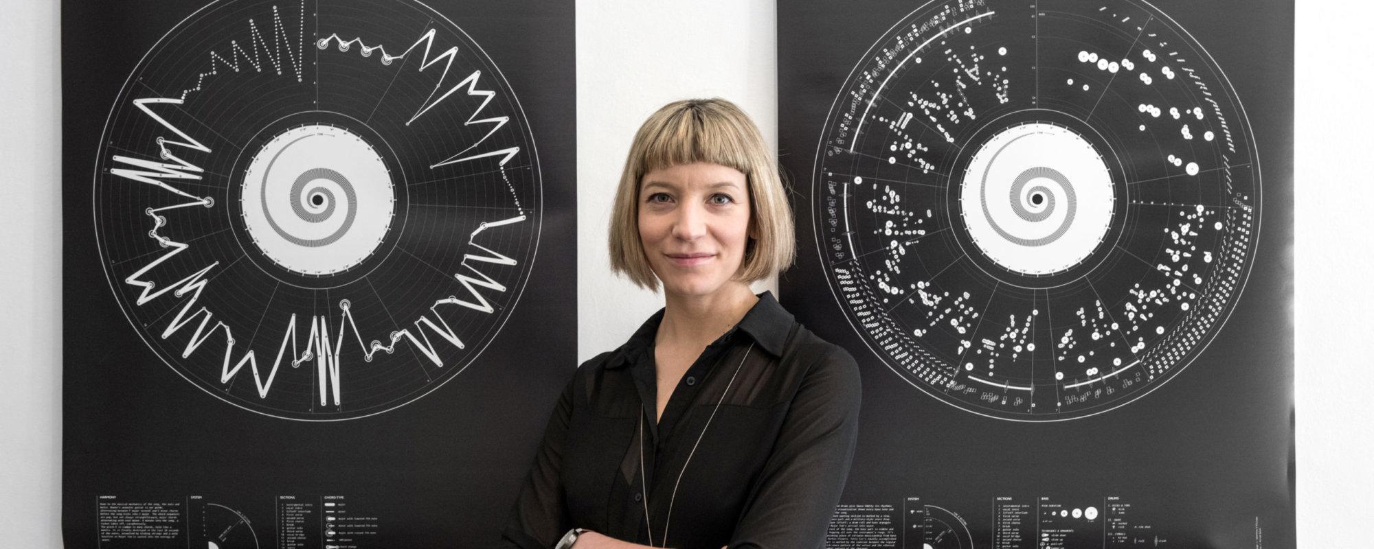 Valentina D'Efilippo - Wild Mazzini data art gallery- Torino